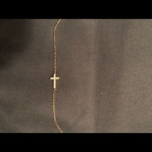 Michael Kors Cross Necklace